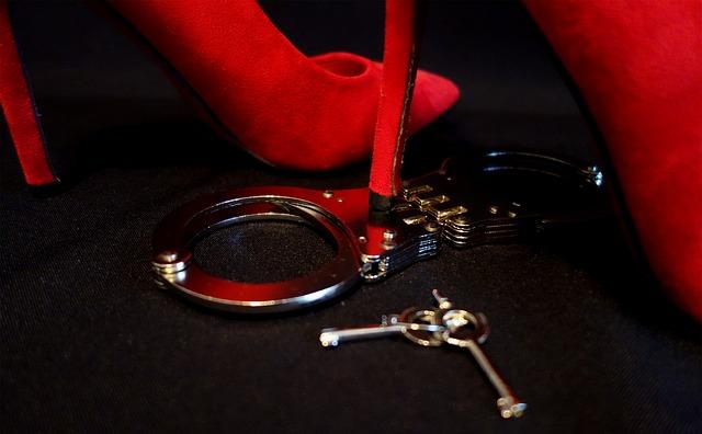 BDSM – želízka a klíče